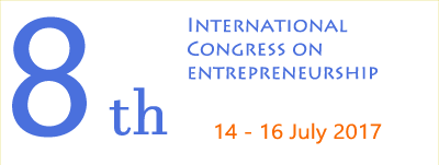 2017 International Congress on Entepreneurship (ICE 2017)